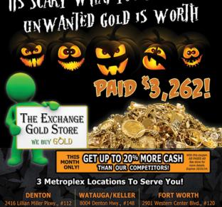 Coupon Savings Ad Design - Denton, TX