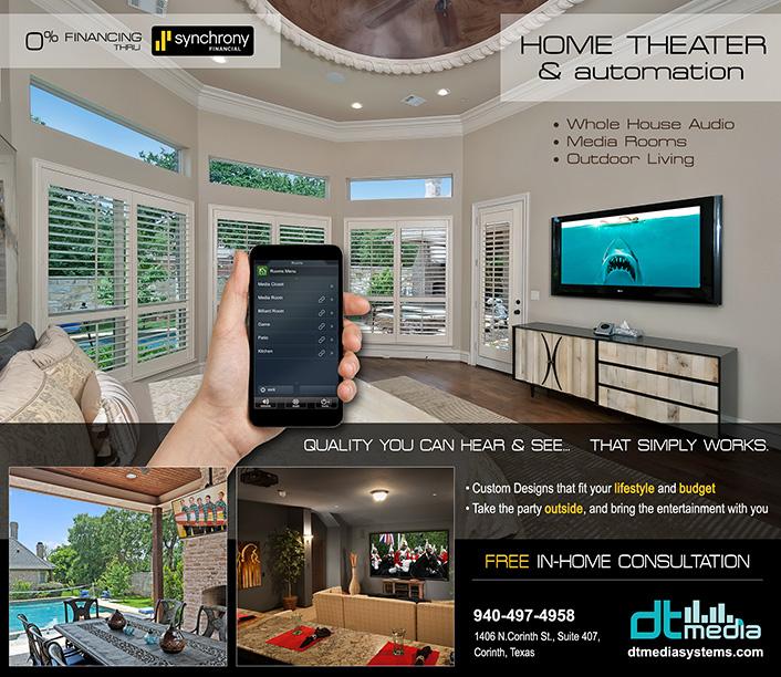 Magazine Ad Design - DT Media Systems
