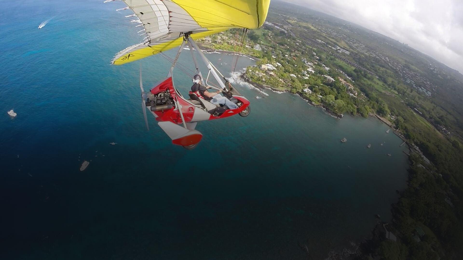 Kona Coast By Air