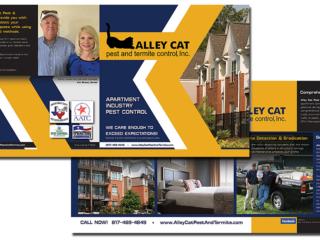 Custom Brochure Design - Denton, TX