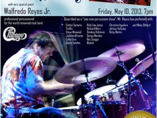 Band Flyers & Posters - Denton, Texas
