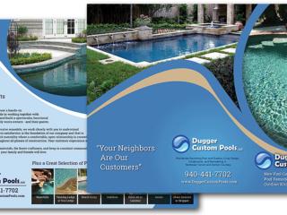 Custom Tri-Fold Brochure Design