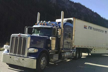 F.W. Freight Service
