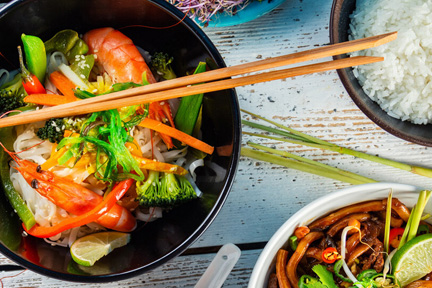 Home Taste Asian Restaurant